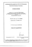 Medizin Diplom