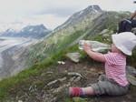 Aletsch Gletscher Schweiz